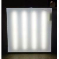 Светодиодный LED светильник грильято 36 вт призма опал 588х588 мм