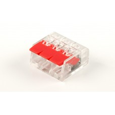 Универсальные компактные клеммы 3-проводные STEKKER, LD221-413 32394