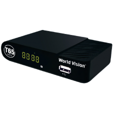 Цифровая ТВ приставка Word Vision T65