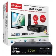 Цифровая ТВ приставка RSTB 1302HD