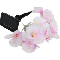 Садовая гирлянда из 12 розовых орхидей SL-PL420-FOD12