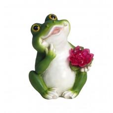 Облик 482 садовый фонарь лягушка