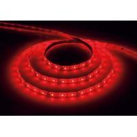 Cветодиодная LED лента Feron LS604, 60SMD(2835)/м 4.8Вт/м 5м IP65 12V красный