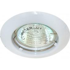 Светильник встраиваемый Feron DL110A потолочный MR11 G4.0 белый