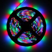 Светодиодная лента 220V GY-SMD5050-60L-RGB (14.4W/M) rgb