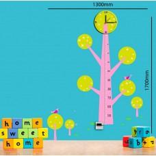 Светодиодный светильник-часы Feron NL74 5V с USB кабелем