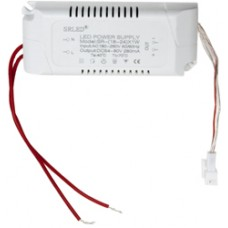 Трансформатор электронный для светодиодного чипа 18-24W DC280mA 54-80V (драйвер), LB110