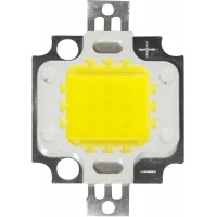Cветодиод СОВ одноматричный 10W RGB 9-11V 350 МА угол обзора 120' (кристалл 35*0,024), LB-1110