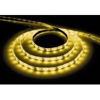 Cветодиодная LED лента Feron LS604, 60SMD(3528)/м 4.8Вт/м 5м IP65 12V желтый