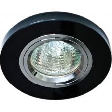 Светильник встраиваемый Feron 8060-2 потолочный MR16 G5.3 черный