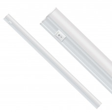 ULI-P12-18W/SPLE IP40 WHITE Светильник для растений светодиодный линейный, 560мм, выкл. на корпусе. Спектр для фотосинтеза. TM Uniel