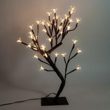 Дерево декоративное с белой LED подсветкой Feron LT041, 40 см
