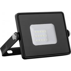 Прожектор многоматричный LL-919 2835 SMD 20W 6400K IP65  AC220V/50Hz, черный  с матовым стеклом  114*121*26 мм