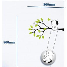 Светильник с декоративной наклейкой Feron NL40 220V