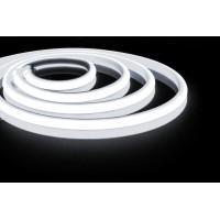 Cветодиодная неоновая LED лента Feron LS651, 180SMD(2835)/м 14.4Вт/м 5м IP68 12V холодный белый