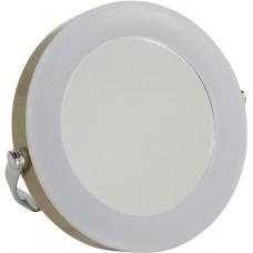 Настенное зеркало Smartbuy с LED подсветкой 008/5+ Champagne (SBL-Mr-008-Champagne)