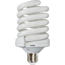 Лампа энергосберегающая Feron ELS64 Спираль E27 45W 4000K