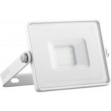 Прожектор многоматричный LL-919 2835 SMD 20W 6400K IP65  AC220V/50Hz, белый  с матовым стеклом  114*121*26 мм