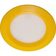 Светильник встраиваемый светодиодный 3W 4000К, желтый, AL525
