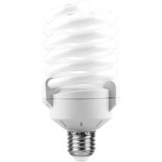Лампа энергосберегающая Feron ELS64 Спираль E27 65W 4000K