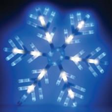 Световая фигура 220-240V 142 LED (мультиколор), IP20, 58*58 см, 1,6м шнур, LT035