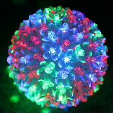 Шар декоративный LED RGB 15 См