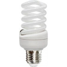 Лампа энергосберегающая Feron ELT19 Спираль Т2 E27 9W 6400K