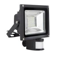 Светодиодный (LED) прожектор FL Sensor Smartbuy-10W/6500K/IP65