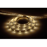 Cветодиодная LED лента Feron LS606, 30SMD(5050)/м 7.2Вт/м 5м IP20 12V теплый белый