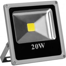 Светодиодный прожектор Feron LL-271 IP65 20W желтый