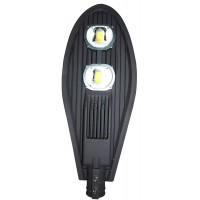 SP2561 уличный 2LED*60W - 6400K  AC230V/ 50Hz цвет серый (IP65), 718*280*95мм