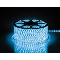 Cветодиодная LED лента Feron LS704, 60SMD(2835)/м 4.4Вт/м 100м IP68 220V синий