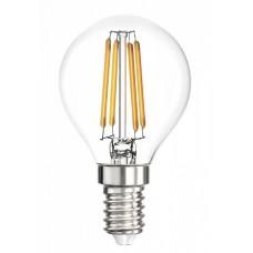 Светодиодная (Диммер) Лампа Fil  Smartbuy-P45-5W/3000/E14 (SBL-P45DF-5-30K-E14)