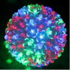 Шар декоративный LED RGB 20 См