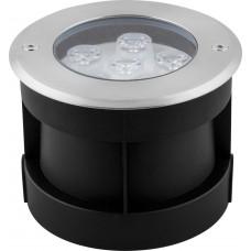 Светодиодный светильник тротуарный (грунтовый) Feron SP4112 6W 2700K 230V IP67