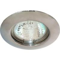 Светильник встраиваемый Feron DL110A потолочный MR11 G4.0 хром