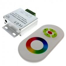 LED RGB controller радио Сенсорный 18А (SBL-RGB-Sen)