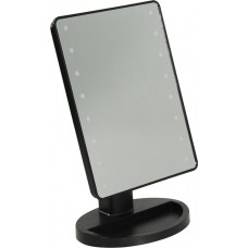 Настольное зеркало Smartbuy с LED подсветкой 001 Black (SBL-Mr-001-Black)