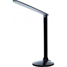 Настольный светодиодный светильник Feron DE1714 10W, черный