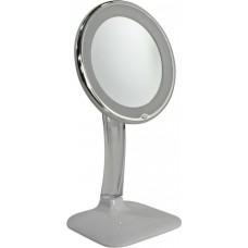 Настенное зеркало Smartbuy с LED подсветкой 006/7+ White (SBL-Mr-006-White)
