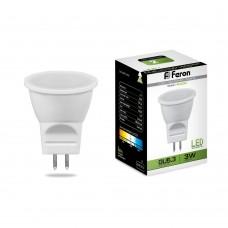 Лампа светодиодная Feron LB-271 MR11 G5.3 3W 4000K
