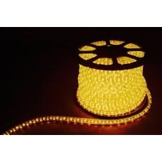 Дюралайт светодиодный Feron LED-R2W 2-х жильный , желтый 1,44Вт/м 36LED/м 100м 220V