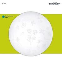 Светодиодный потолочный светильник (LED) Smartbuy-20W Garden (SBL-GR-20-W-6K)