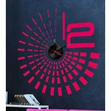 Часы-наклейка на стену Feron NL28 с питанием от батареек