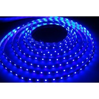 LED лента SMD 2835/60 Smartbuy-IP20-4.8W/Blue (SBL-IP20-4_8-Bl)