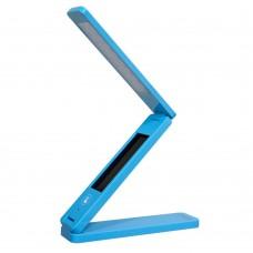 Настольный светодиодный светильник Feron DE1720 4W, голубой