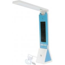Настольный светодиодный светильник Feron DE1711 2W, голубой