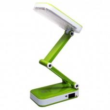 Светодиодный аккумуляторный светильник (LED) Smartbuy-4W /K(SBL-Jump-4-GL-Green)