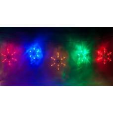 Светодиодная гирлянда Feron CL108 фигурная 220V разноцветная c питанием от сети