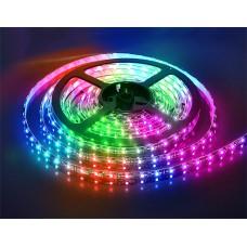 LED лента SMD 5050/60 Smartbuy-IP20-14.4W/RGB (SBL-IP20-14_4-RGB)